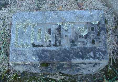 ALLEN, FRANCES ELMINA - Marion County, Oregon | FRANCES ELMINA ALLEN - Oregon Gravestone Photos