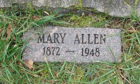ALLEN, MARY C - Marion County, Oregon | MARY C ALLEN - Oregon Gravestone Photos