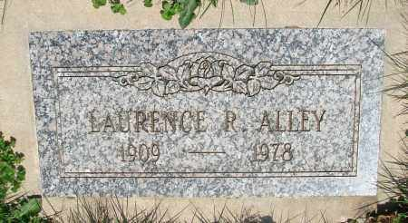 ALLEY, LAURENCE R - Marion County, Oregon | LAURENCE R ALLEY - Oregon Gravestone Photos