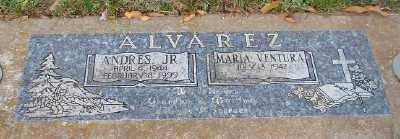 ALVAREZ, MARIA - Marion County, Oregon | MARIA ALVAREZ - Oregon Gravestone Photos