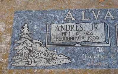 ALVAREZ, ANDRE - Marion County, Oregon | ANDRE ALVAREZ - Oregon Gravestone Photos
