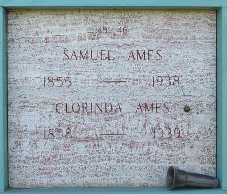 AMES, SAMUEL - Marion County, Oregon | SAMUEL AMES - Oregon Gravestone Photos