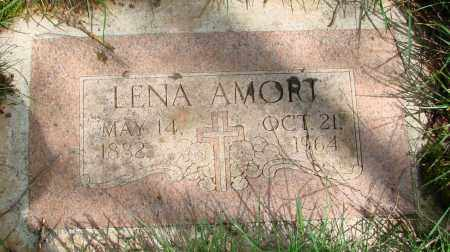 AMORT, LENA - Marion County, Oregon   LENA AMORT - Oregon Gravestone Photos
