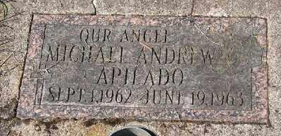 APILADO, MICHAEL ANDREW - Marion County, Oregon | MICHAEL ANDREW APILADO - Oregon Gravestone Photos