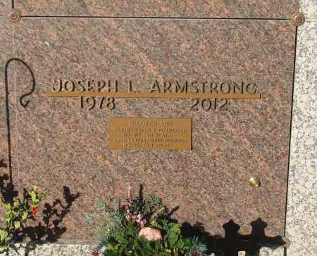 ARMSTRONG, JOSEPH L - Marion County, Oregon | JOSEPH L ARMSTRONG - Oregon Gravestone Photos
