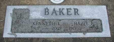 BAKER, KENNETH LYNN - Marion County, Oregon | KENNETH LYNN BAKER - Oregon Gravestone Photos