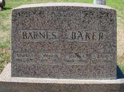 BAKER, JOSEPH H - Marion County, Oregon | JOSEPH H BAKER - Oregon Gravestone Photos
