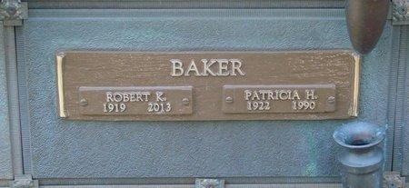 BAKER, PATRICIA - Marion County, Oregon | PATRICIA BAKER - Oregon Gravestone Photos