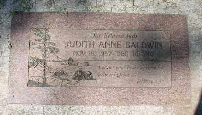 BALDWIN, JUDITH ANNE - Marion County, Oregon | JUDITH ANNE BALDWIN - Oregon Gravestone Photos