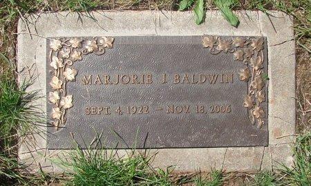 BALDWIN, MARJORIE JOSEPHINE - Marion County, Oregon | MARJORIE JOSEPHINE BALDWIN - Oregon Gravestone Photos