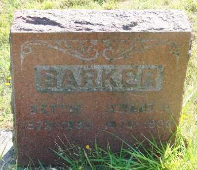 BARKER, GRANT NELSON - Marion County, Oregon | GRANT NELSON BARKER - Oregon Gravestone Photos