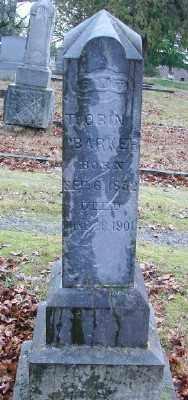 BARKER, THOMAS ORIN - Marion County, Oregon   THOMAS ORIN BARKER - Oregon Gravestone Photos