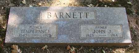 BARNETT, TEMPERANCE F - Marion County, Oregon | TEMPERANCE F BARNETT - Oregon Gravestone Photos