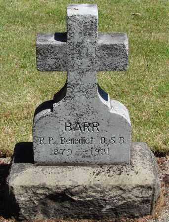 BARR, BENEDICT - Marion County, Oregon | BENEDICT BARR - Oregon Gravestone Photos