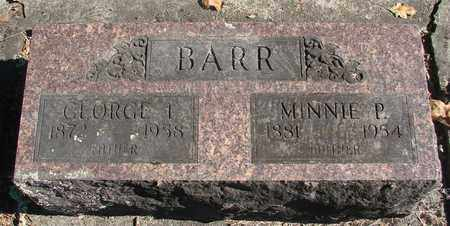 BARR, MINNIE PEARL - Marion County, Oregon | MINNIE PEARL BARR - Oregon Gravestone Photos