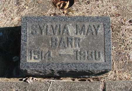 BARR, SYLVIA MAY - Marion County, Oregon | SYLVIA MAY BARR - Oregon Gravestone Photos