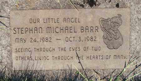 BARR, STEPHAN MICHAEL - Marion County, Oregon | STEPHAN MICHAEL BARR - Oregon Gravestone Photos