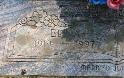 BARTRUFF, EDNA MAE - Marion County, Oregon   EDNA MAE BARTRUFF - Oregon Gravestone Photos