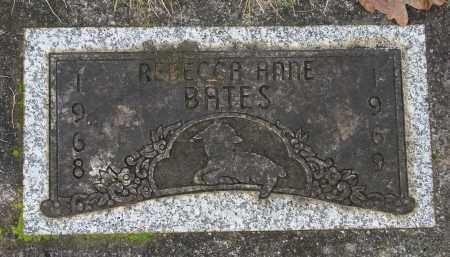 BATES, REBECCA ANNE - Marion County, Oregon | REBECCA ANNE BATES - Oregon Gravestone Photos