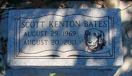 BATES, SCOTT KENTON - Marion County, Oregon | SCOTT KENTON BATES - Oregon Gravestone Photos