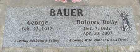 BAUER, DOLORES E - Marion County, Oregon   DOLORES E BAUER - Oregon Gravestone Photos