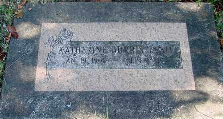 BURRIS, KATHERINE - Marion County, Oregon   KATHERINE BURRIS - Oregon Gravestone Photos