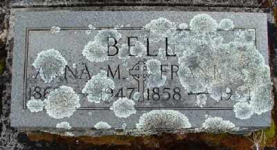 BELL, ANNA M - Marion County, Oregon | ANNA M BELL - Oregon Gravestone Photos