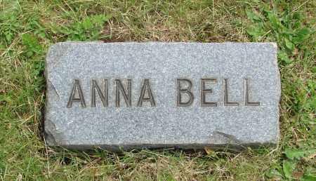 BELL, ANNA - Marion County, Oregon   ANNA BELL - Oregon Gravestone Photos