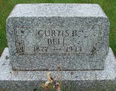 BELL, CURTIS BROWN - Marion County, Oregon | CURTIS BROWN BELL - Oregon Gravestone Photos