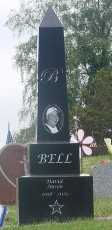 BELL, DAVID ANSON - Marion County, Oregon   DAVID ANSON BELL - Oregon Gravestone Photos