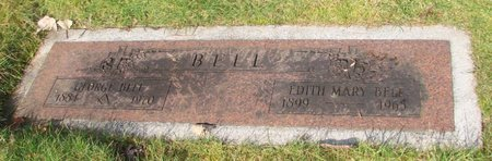 BELL, GEORGE - Marion County, Oregon | GEORGE BELL - Oregon Gravestone Photos