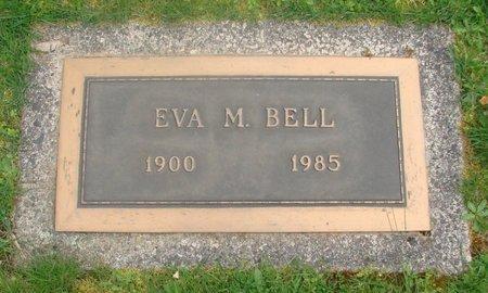 BELL, EVA M - Marion County, Oregon | EVA M BELL - Oregon Gravestone Photos