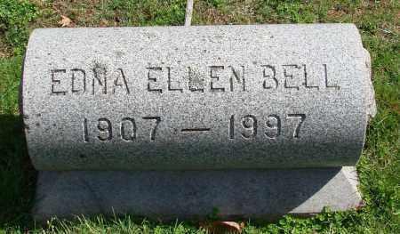BELL, EDNA ELLEN - Marion County, Oregon | EDNA ELLEN BELL - Oregon Gravestone Photos