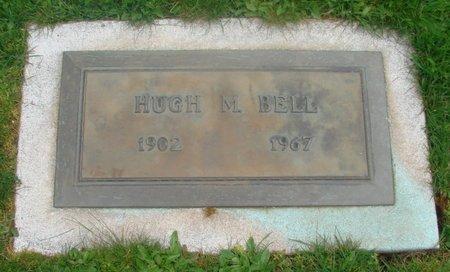 BELL, HUGH M - Marion County, Oregon   HUGH M BELL - Oregon Gravestone Photos