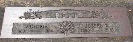 BELL, VICTORIA - Marion County, Oregon | VICTORIA BELL - Oregon Gravestone Photos
