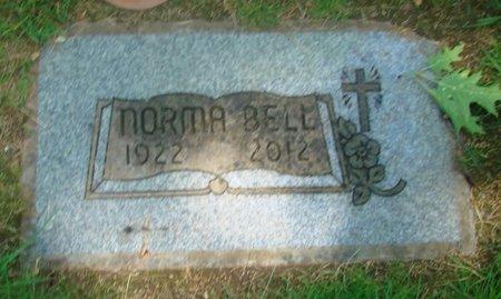 BELL, NORMA - Marion County, Oregon | NORMA BELL - Oregon Gravestone Photos