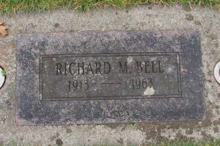 BELL, RICHARD M - Marion County, Oregon | RICHARD M BELL - Oregon Gravestone Photos