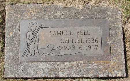 BELL, SAMUEL - Marion County, Oregon | SAMUEL BELL - Oregon Gravestone Photos