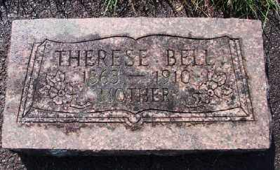 BELL, THERESE - Marion County, Oregon | THERESE BELL - Oregon Gravestone Photos
