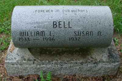 BELL, SUSAN N - Marion County, Oregon | SUSAN N BELL - Oregon Gravestone Photos