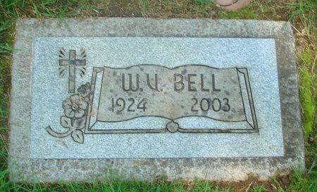 BELL, W V - Marion County, Oregon | W V BELL - Oregon Gravestone Photos