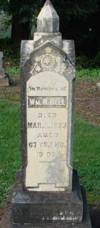 BELL, WILLIAM H - Marion County, Oregon | WILLIAM H BELL - Oregon Gravestone Photos