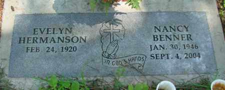 BENNER, NANCY - Marion County, Oregon   NANCY BENNER - Oregon Gravestone Photos