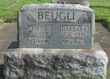 BEUGLI, BARBARA - Marion County, Oregon | BARBARA BEUGLI - Oregon Gravestone Photos
