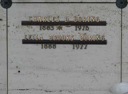 BROOKS, LEILA - Marion County, Oregon | LEILA BROOKS - Oregon Gravestone Photos