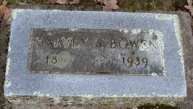 BOWEN, HARVEY SHELBURN - Marion County, Oregon | HARVEY SHELBURN BOWEN - Oregon Gravestone Photos