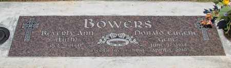 LUTH BOWERS, BEVERLY ANN - Marion County, Oregon | BEVERLY ANN LUTH BOWERS - Oregon Gravestone Photos