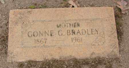 BRADLEY, GONNE G - Marion County, Oregon | GONNE G BRADLEY - Oregon Gravestone Photos