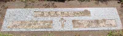 BRADLEY, JAMES BENJAMIN - Marion County, Oregon | JAMES BENJAMIN BRADLEY - Oregon Gravestone Photos