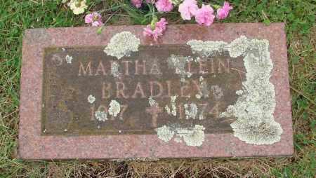 BRADLEY, MARTHA A - Marion County, Oregon | MARTHA A BRADLEY - Oregon Gravestone Photos